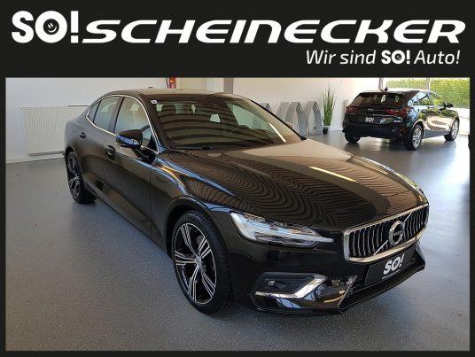Volvo S60 T4 Inscription Geartronic bei Gebrauchtwagen Scheinecker in