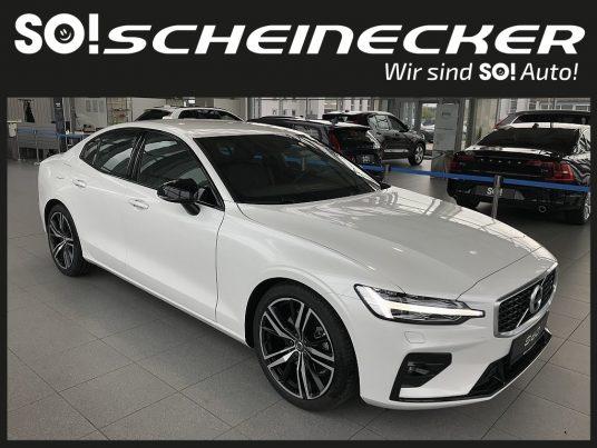 Volvo S60 T4 R-Design Geartronic bei Gebrauchtwagen Scheinecker in
