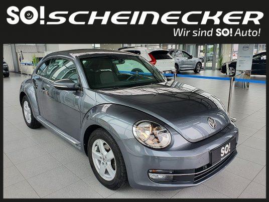 VW Beetle 1,2 TSI BMT Design bei Gebrauchtwagen Scheinecker in