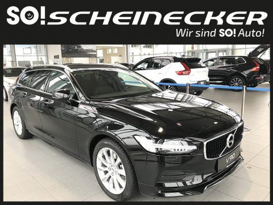 Volvo V90 D4 Momentum Pro Geartronic bei Gebrauchtwagen Scheinecker in