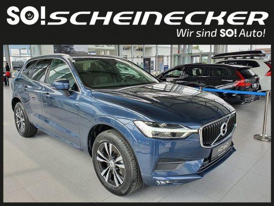 Volvo XC60 B4 Momentum Pro AWD Geartronic bei Gebrauchtwagen Scheinecker in