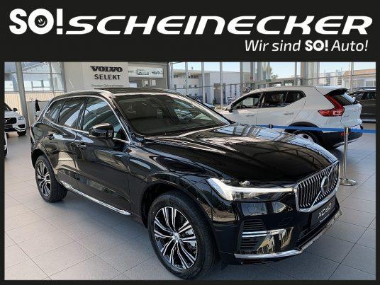 Volvo XC60 T6 AWD Recharge PHEV Inscription Geartronic bei Gebrauchtwagen Scheinecker in