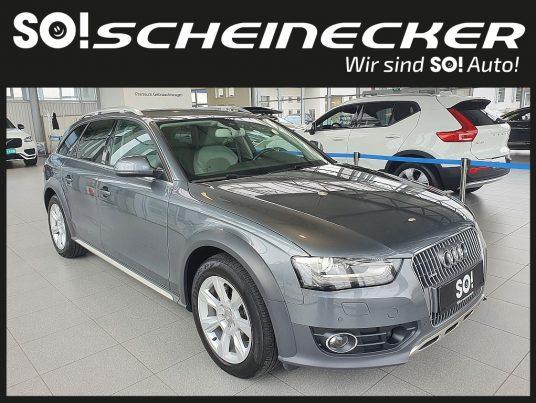 Audi A4 Allroad 2,0 TDI quattro S-tronic bei Gebrauchtwagen Scheinecker in