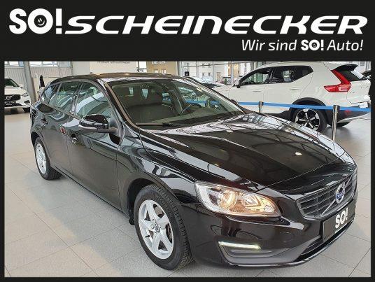 Volvo V60 D3 Kinetic bei Gebrauchtwagen Scheinecker in