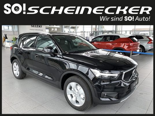 Volvo XC40 B4 AWD Momentum Pro Geartronic bei Gebrauchtwagen Scheinecker in